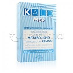 Kalo Med Integratore per Metabolismo dei Grassi 30 Compresse