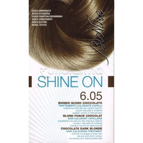 Bionike Shine On Tintura Biondo Scuro Cioccolato Nuance 65