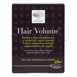 New Nordic Hair Volume Integratore per Benessere dei Capelli 90 Compresse