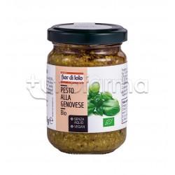 Fior Di Loto Pesto Alla Genovese Alimento Biologico 130g