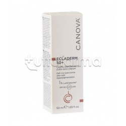 Canova Ecladerm Crema 50+ 50ml