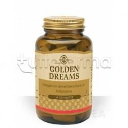 Solgar Golden Dreams Integratore Rilassante e per Dormire 60 Tavolette