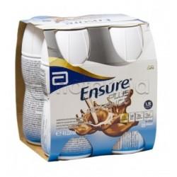 Ensure Plus-Advance Caffè Integratore Muscolare 4x220 ml