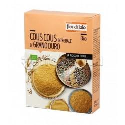 Fior Di Loto Cous Cous Integrale Semola Grano Duro Alimento Biologico 500 gr