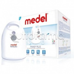 Medel Family Plus Aerosol Con Doccia Nasale