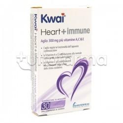 Kwai Heart + Immune Integratore per Sistema Vascolare 30 Confetti