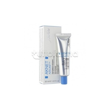 Bionike Aknet Azelike Plus Crema Pelle Grassa Acne 30 ml