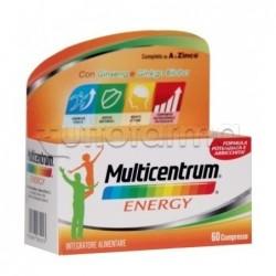 Multicentrum Energy Integratore Multivitaminico Multiminerale 60 Compresse