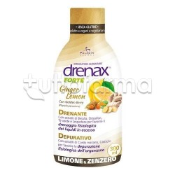 Drenax Forte Ginger e Lemon Drenante Liquido 300ml