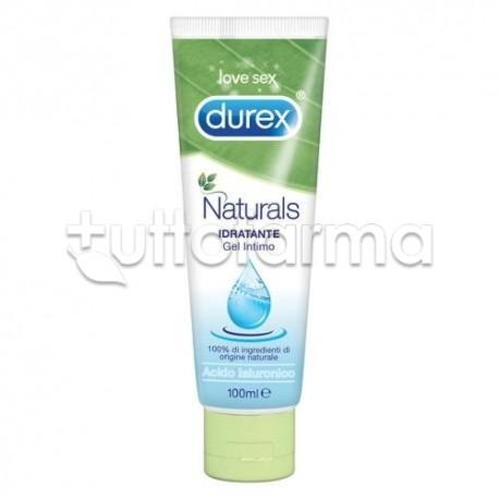 Durex Naturals Intimate Gel Idratante con Acido Ialuronico 100ml