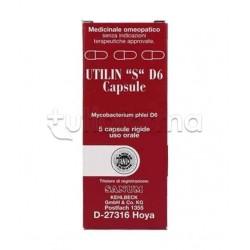 Sanum Utilin D6 5 Capsule