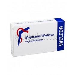 Weleda Majorana / Melissa 10 Compresse Vaginali