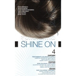 Bionike Shine On Tintura Capelli Castano Nuance 04