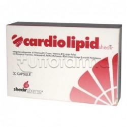 Cardiolipid 5 Integratore per Colesterolo 30 Capsule