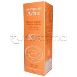 Avene Crema Solare Colorata Spf 50+ 50ml