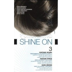 Bionike Shine On Tintura Capelli Castano Scuro Nuance 03