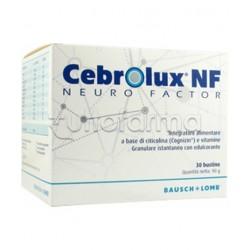 Cebrolux 250 NF Integratore per Vista 30 Bustine