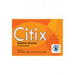 Citix Integratore per la Vista 20 Compresse