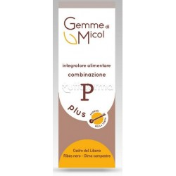 Gemme di Micol P Plus Integratore 30ml