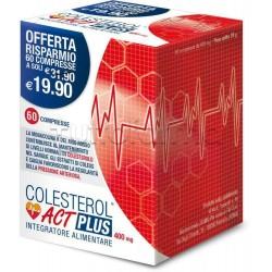 Colesterol Act Plus Integratore 60 Compresse