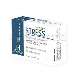 Mediplant Proser Stress Integratore per Umore 30 Capsule