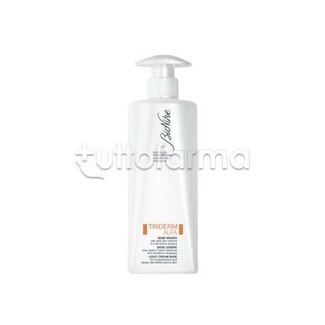 Bionike Triderm Alfa Base Magra Pelle Secca Idratante Corpo 500 ml
