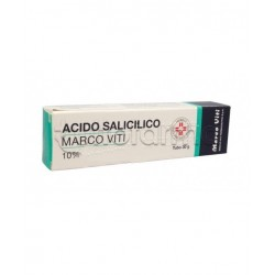Acido Salicilico Marco Viti Unguento 10% 30 Gr