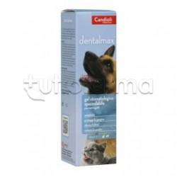 DentalMax Gel Stomatologico per Cani e Gatti Tubetto 50ml