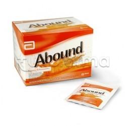 Abbott Abound per Ferite Ustioni e Piaghe 30 Bustine Arancia