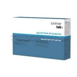Tonimer Lab Salviette Oftalmiche per Pulizia Occhi 16 Pezzi