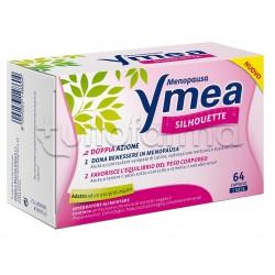 Ymea Silhouette per Controllo Peso in Menopausa 64 Capsule