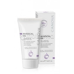 Rivescal DS Gel Lenitivo Prurito in Testa 50ml