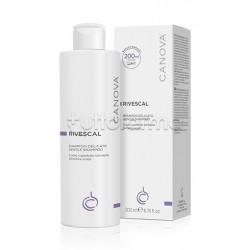 Canova Rivescal Shampoo Delicato 200ml