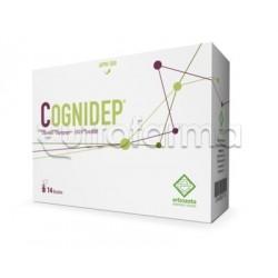 Cognidep Integratore per Memoria e Concentrazione 14 Bustine