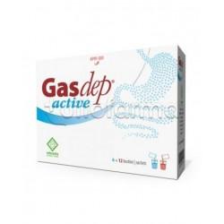 Gasdep Active Integratore per Gonfiore e Meteorismo 6+12 Bustine
