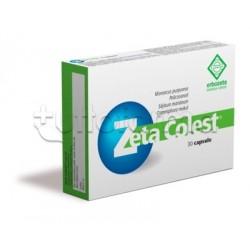 Zeta Colest Integratore per Colesterolo 30 Capsule