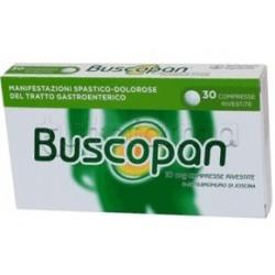 Buscopan 30 Compresse 10 Mg per Spasmi e Coliche