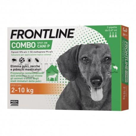 Frontline Combo Antiparassitario Per Cani 2-10kg