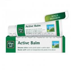 Allga San Active Balm Per Sudore E Deodorante Piedi 50ml
