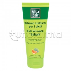 Allga San Balsamo Trattante Per I Piedi 100ml