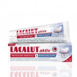 Lacalut Aktiv Dentifricio Protezione Gengive 75ml
