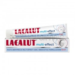 Lacalut Dentifricio Multi Effect 5 In 1 75ml