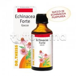 Dr.Theiss Echinacea Forte Per Difese Immunitarie Gocce 50ml