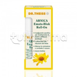 Dr.Theiss Emato Block Arnica Roll-On Per Lividi 50ml
