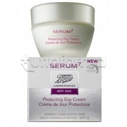 Boots Serum 7 Day Crema Idratante Pelle Normale 50 ml