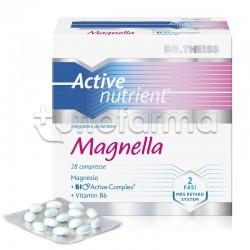 Dr.Theiss Magnella Integratore Di Magnesio 28 Compresse