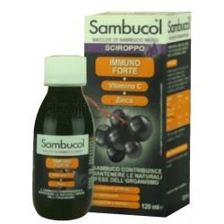 Sambucol Immuno Forte Sciroppo per Difese Immunitarie 120ml