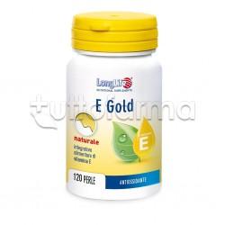 LongLife E Gold Integratore di Vitamina E 120 Perle