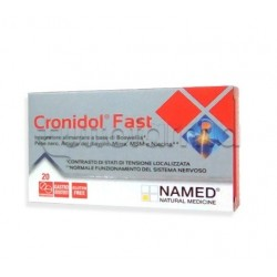 Named Cronidol Fast Integratore 20 Compresse