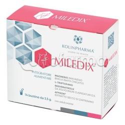 Miledix Integratore Per Disturbi Del Ciclo Mestruale 14 Bustine